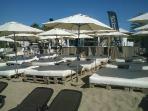South Beach, El Rosario. A short drive. Wonderful beach side restaurant