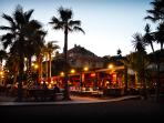 Trocadero - stunning restaurant, bar & lounges. well worth a visit, beautiful beach side setting