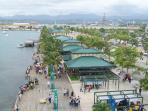 Here's a picture of the La Guancha Boardwalk, one of the several tourists attractions nearby.