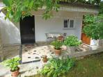 Studio-prizemlje(2): garden terrace