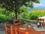 A1Mate(6+2): garden terrace