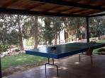 Corner, a ping pong game