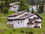 Apartment in Pontresina, Engadine, Switzerland
