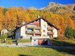 Apartment in Silvaplana Surlej, Engadine, Switzerland