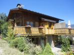 Chalet Champêtre with 5 bedrooms and the Garden Apartment has 3 bedrooms