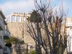 Within 10 minutes walk, the crown jewel of Greece, if not all of Europe!