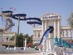 WATER WORLD WATERPARK OF AYIA NAPA