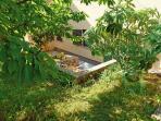 A Studio(2) : garden terrace (house and surroundings)