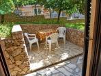 A Studio(2) : garden terrace