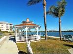 Serenity at the Island Gazebo Overlooking the ICW