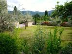 La Ciocciola - Garten