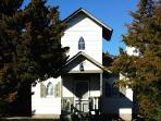 The Chapel - Cedar Creek Cabins