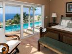 Every bedroom has access to the lanai with panoramic ocean views