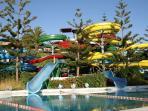 Water park in Fuengirola