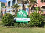 Enjoy all the amenities at the beautiful Dawn Condo residence complex