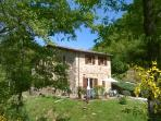 Mulino Le Vigne - in peaceful natural  location