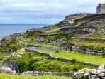 The beautiful Aran Islands