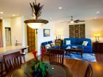 One of the largest 1bd/2ba condos w/ great sense of spaciousness