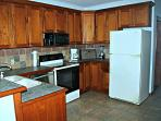 Fully Equipped Kitchen- Downstairs