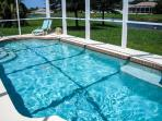 Our pool looks so inviting - it is just waiting for you!