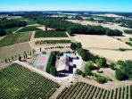 Aerial view Grand Pierre