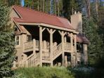 Welcome to Creekside, Nestled in the woods!