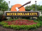 Silver Dollar City is 15 minutes from the condo