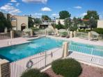 BRAND NEW fully remodeled, renovated and updated pool area with all new pool furniture.