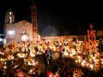 Day of the Dead in Ocotepec