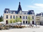 The beautiful historic City of Poitiers is less than 40 minutes away.