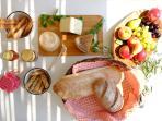 Breakfast | Valea Villa Naxos