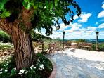 Ripostena terrazza panoramica - panoramic terrace
