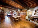 Ripostena, Area interna - Indoor area