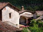 Ripostena, Il borgo - The hamlet
