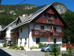 Apartment Bohinj Na vasi #4, 2-6 pers., attic