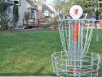frisbe golf