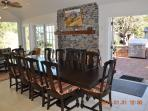 Formal dining/family room