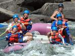 Rafting and paddle sport season!