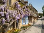 Wander along the beautiful High Street