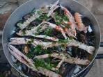 outdoor cooking  Salento Guesthouse B&B
