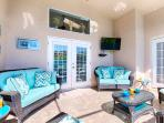 Great outdoor living area so you can make the most of the glorious Florida outdoor lifestyle