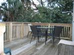 Deck - great place to relax!