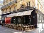 The Louvre, Hotel de Ville, Galeries Lafayette, Eglise Notre Dame, Opéra or République = 10 min away