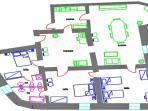 17 Margherita floor plan