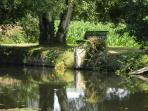La Basse Cour, near Alencon on Normandy-Loire Border