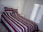 Bedroom 2 with queen-size bed