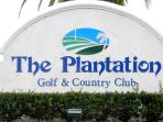 The Plantation community consists of multiple neighborhoods of friendly folks.