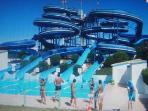 AquaLand Funpark - 2km away