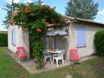 Gîte Pastre de la résidence de vacances Fontenelle proche des Baux de Provence