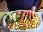 Gastronomy in La Pared